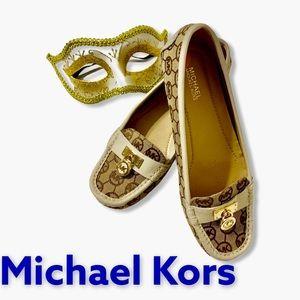 🌺 Michael Kors Hamilton Loafer flat